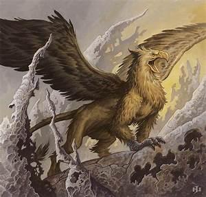 Mythical Griffin | Response to Most Badass Mythological ...