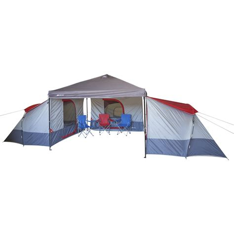 gazebo tent walmart gigatent  party tent deluxe    canopy white active