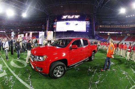 Tom Brady Giving Super Bowl Chevy Truck To Malcolm Butler