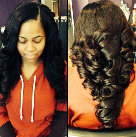 Prom Sew In Hairstyles by Big Beautiful Curls For Prom Hair Prom