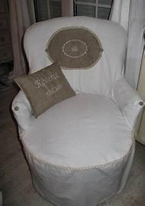 Housse Fauteuil Ikea Ancien Modele : housse de fauteuil crapaud decoplaisir ~ Teatrodelosmanantiales.com Idées de Décoration