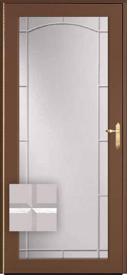 decorator storm door styles glass storm doors provia