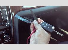 What are the plastic keys for on the 2012 Passat? YouTube