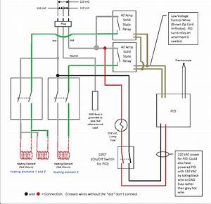 Double Oven Wiring Diagram