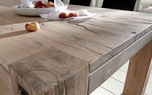 Rustikale Esstische Holz : esstisch ausziehbar massivholz cheap zauberhaft esstisch ~ Michelbontemps.com Haus und Dekorationen