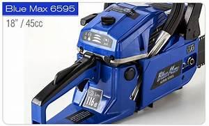 Blue Max Chainsaw