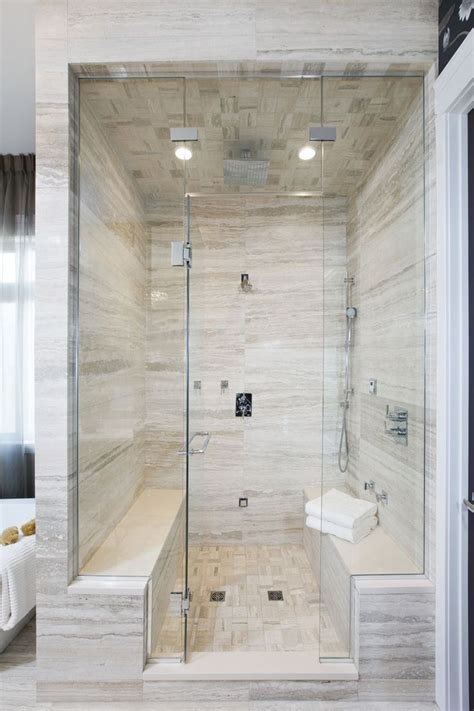master bathroom shower with bench bench master steam shower for the home Master Bathroom Shower With Bench