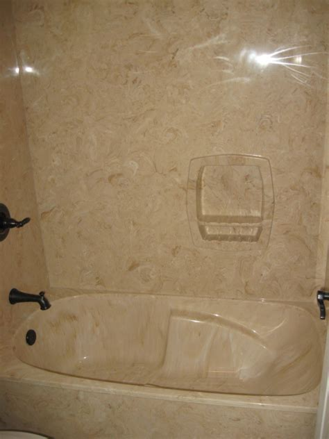 cultured marble tub Bathroom with bathrooms cultured