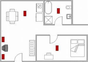 Wohnung Grundriss Zeichnen : badezimmer zeichnen ~ Markanthonyermac.com Haus und Dekorationen