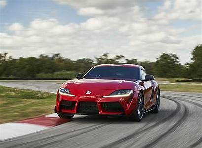 Supra Toyota Wallpapers Gr Hybrid Celica Track