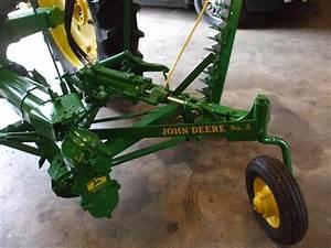 1949 John Deere Tractor For Sale