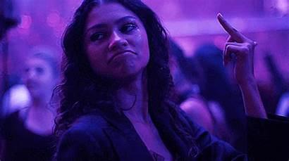 Euphoria Zendaya Aesthetic Purple Coleman Hbo God