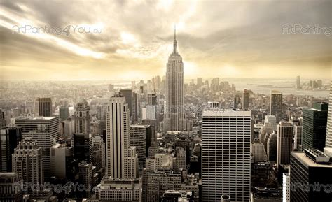 new york sunset wall murals posters mcc1167en artpainting4you eu