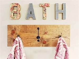 Porte Manteau Salle De Bain : 14 rangements astucieux pour votre salle de bain ~ Melissatoandfro.com Idées de Décoration