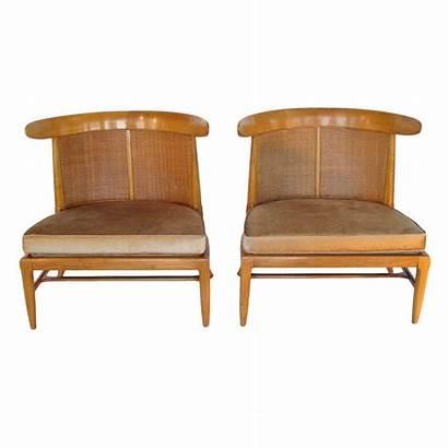 Tomlinson Sophisticate Chairs Slipper Furniture Pair Chair