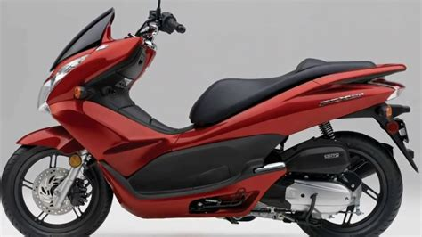 New Honda Pcx 2018 Model 2018 Specifications Engine