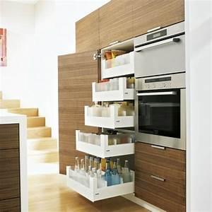 Comment amenager une petite cuisine ? Archzine fr