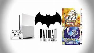 gaming news round new pokemon xbox one s release date telltales batman