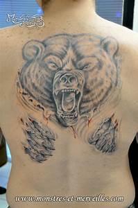Signification Animaux Tatouage : tatouage animaux ours mod les et exemples ~ Dode.kayakingforconservation.com Idées de Décoration
