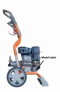 Generac Pressure Washer 6022 Replacement Parts  Pump