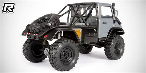 axial scx ii umg wd rock crawler kit red rc rc