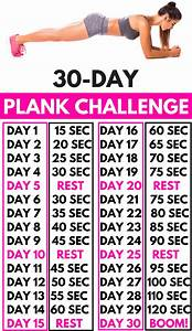 The NEW 30-Day ... Plank Challenge