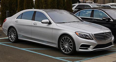 Marcedes Benz S Class : Mercedes-benz S-class