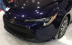 2020 Toyota Corolla Se Manual