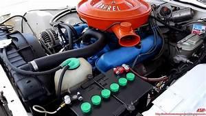 1974 Dodge Challenger  Engine Start-up  U0026 Rev