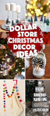 39 oh so gorgeous dollar store diy christmas decor ideas to make you scream with joy cute diy