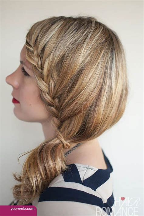 quick and easy hairstyles for school 2015 2016 http www