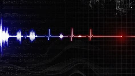 Sound Wave Hd Wallpapers
