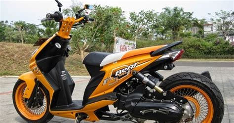 Modifikasi Scoopy Velg 17 by Honda Scoopy Modifikasi Velg 17 Thecitycyclist