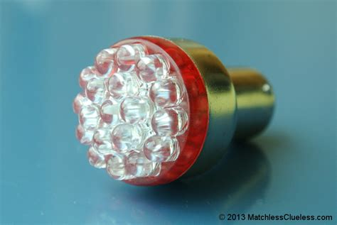 6v Lucas 529 Led Stop And Tail Light • Matchless Clueless