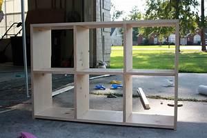 Cube Shelf Plans PDF Woodworking