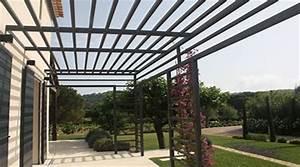 Cout D Une Pergola : prix d 39 une pergola en fer forg co t de construction ~ Premium-room.com Idées de Décoration