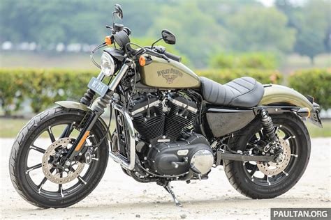 2016 Harley-davidson Sportster Iron 883