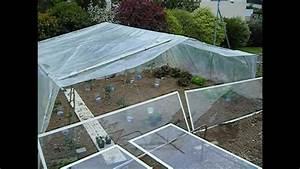 Serre de jardin pas cher astuces recup youtube for Jardiner conseils patio balcon jardin palette