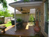 trending patio and decking design ideas Covered Porch And Deck Designs