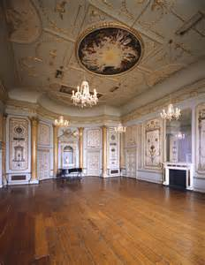 Stowe House Music Room