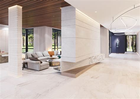 A Spacious Moscow Home That Exudes Luxury by A Spacious Moscow Home That Exudes Luxury