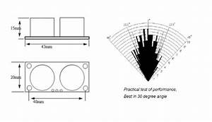 hc sr04 ultrasonic distance sensor with arduino dronebot With ultrasonic sensor