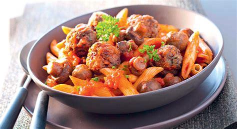 comment cuisiner des boulettes de viande pates boulettes viande chignons recette gourmand
