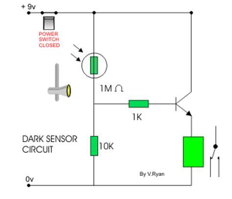 Light Sensor Circuit Fun With Basic Robot