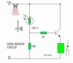 light sensor circuit 1 fun with basic robot With singleledcircuitgif