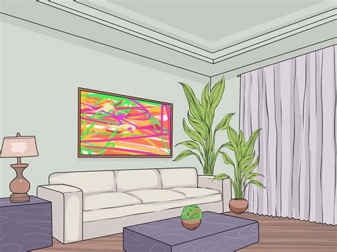 how to do interior designing at home by decorating living room