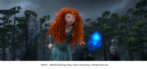Disney Pixar Release New Fantastic Images From Brave Heyuguys