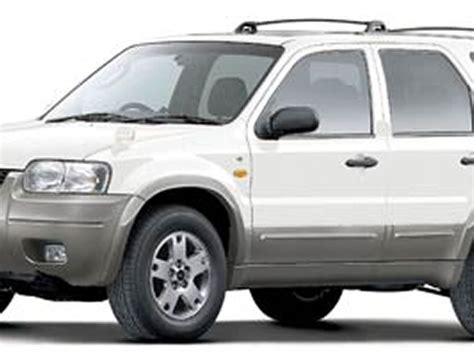 2005 Ford Escape Reviews by 2005 Ford Escape Review Motor Trend