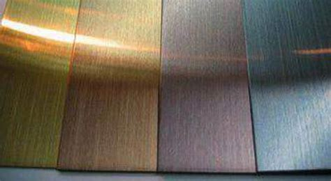 steel color stainless steel color sheet
