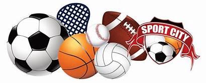 Sports Sport Ball Clipart Volleyball Summer Soccer